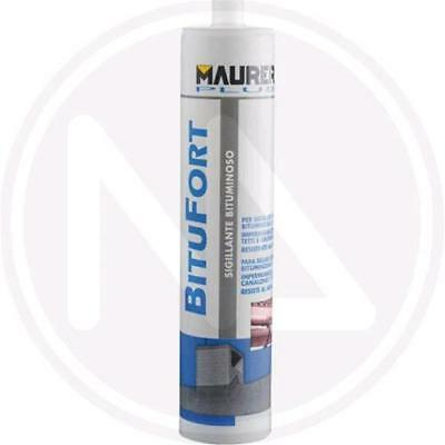 Silicone SIGILLANTE BITUMINOSO NERO mod. BITUFORT MAURER PLUS 310 ml