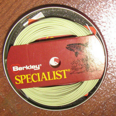 FAST FREE SHIPPING Berkley Specialist Fly Line L8F 20 METERS BRAND NEW