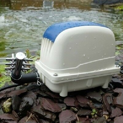 PondXpert ElectroAir Garden Pond Air Pump Bubbles Aerator ALL SIZES LISTED