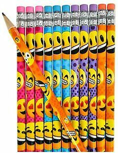 Emoji Pencils Case Pack 1440 (1941426)