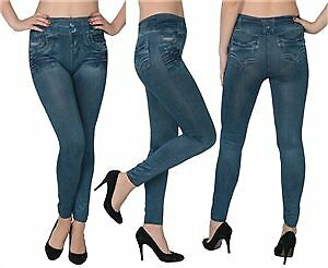 Women's Blue Jeggings Case Pack 36 (2283150)