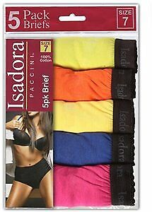 Women's Assorted Prints Briefs Pack Sizes 5-7 Case Pack 48 (2133438)