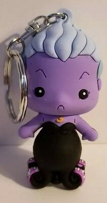 Mystery Monogram Villians keychain Disney's Ursula from The Little Mermaid