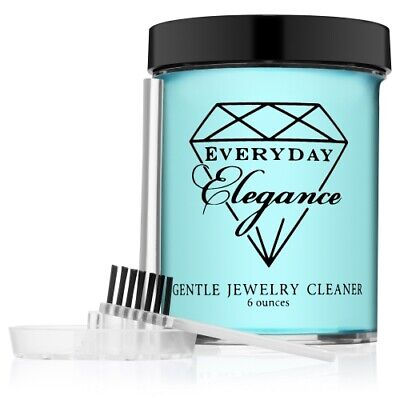 Gentle Cleaner for Fine & Fashion Jewelry | Gold, Silver, Pearl & Porous Stone