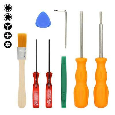 Repair Full Tools Screwdriver Set Kit for Nintendo Switch NDS Wii GBA Game Cube