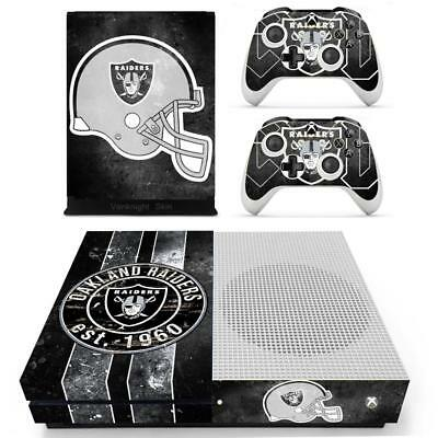 Xbox One S Slim Skin Carson Wentz Eagles Vinyl Skin Stickers Decals For Console Faceplates, Decals & Stickers