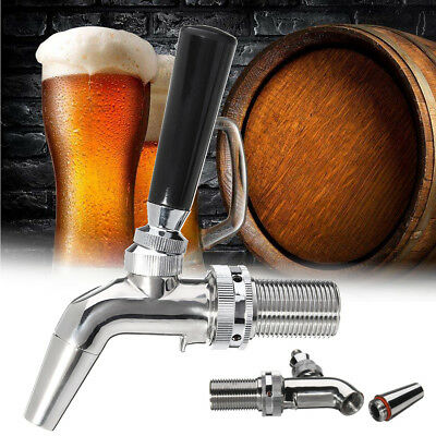 Perlick Perl 630SS Tap Faucet Stainless Steel Homebrew Draft Beer Dispenser HOT