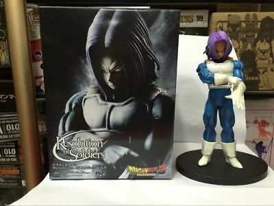 DragonBall Z Resolution of Soldiers vol.5 Trunks PVC Figure New In Box