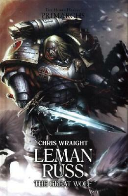 Leman Russ by Chris Wraight