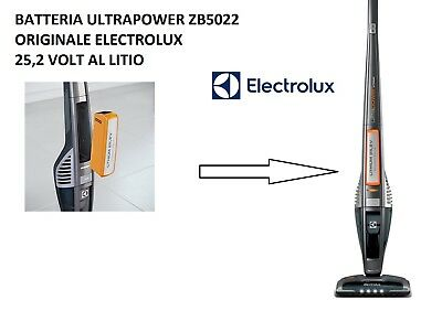 CARICABATTERIE  ASPIRAPOLVERE RICARICABILE ULTRAPOWER ELECTROLUX ZB5010