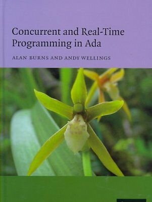 Concurrent and Real-Time Programming in Ada by Alan Burns 9780521866972
