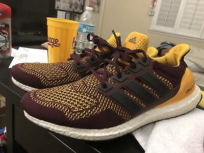 b649a5249 ... arizona state university PE adidas Ultraboost 1.0 Used Size 14 ...