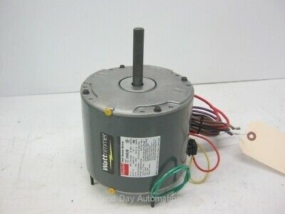 Dayton 3M838 Unit Heater Motor, 1/3HP, 115VAC 4.3A, 1075RPM/2 Speed