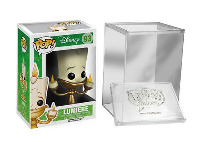 Funko Pop: Disney: Beauty And The Beast - Lumiere Figure + FUNKO PROTECTIVE CASE