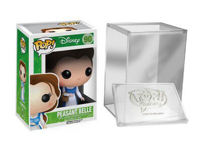 Funko Pop: Disney: Beauty And The Beast - Peasant Belle + FUNKO PROTECTIVE CASE