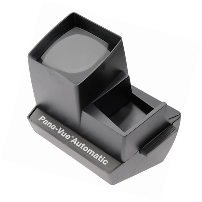 Pana-Vue Automatic Lighted 2x2 Slide Viewer for 35mm