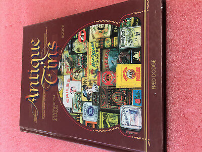 BS3 Antique Tins: Identification & Values, Book 3, Dodge, Fred, 1574320998,
