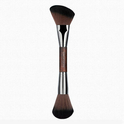 MAKE UP FOR EVER #158 Double Ended Sculpting Makeup Cosmetic Brush NEW $53