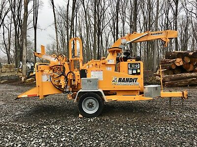 2014 Bandit 1390XP Chipper (#919)