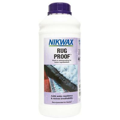 Nikwax Rug Proofer 1 Litre Fabric Washing Treatment Assorted