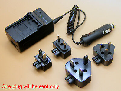 Battery Charger for BP-70A Samsung ST6500 ST-6500 ST100 ST-100 ST700 ST-700 WP10