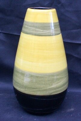 Vintage Art Pottery Large Baluster Vase by Kilrush Ceramics Republic of Ireland