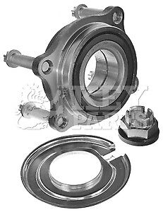 DACIA DUSTER 1.5D Wheel Bearing Kit Front 2010 on KeyParts 402107049R Quality