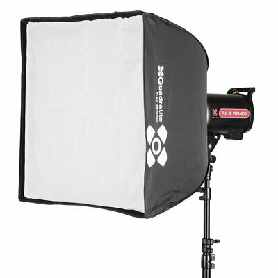 Quadralite SOFTBOX FLASH OTTAGONALE 80cm FLEX ATTACCO BOWENS APERTURA RAPIDA