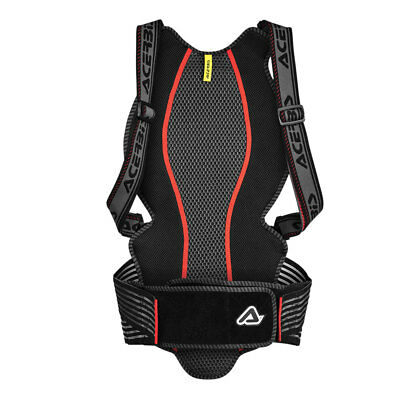 Acerbis Comfort 2.0 Motorcycle Armour Back Protector