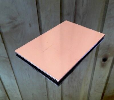 "1/8"" COPPER SHEET PLATE NEW 4""x6"" .125 THICK *CUSTOM 1/8 SIZES AVAILABLE*"