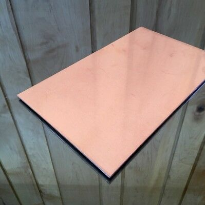 "1/8"" COPPER SHEET PLATE NEW 6""x10"" .125 THICK *CUSTOM 1/8 SIZES AVAILABLE*"