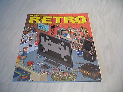Edge magazine presents Retro Guide to classic videogame playing and collecting