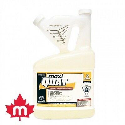maxi Quat Neutral Disinfectant- 2L Jug