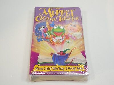 MUPPET CLASSIC THEATER (VHS, 1994) New and Sealed - $8.00 ... The Muppet Movie Vhs 1994