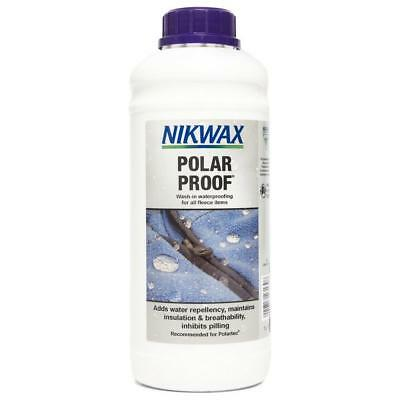 Nikwax Polar Proofer 1 Litre Fabric Washing Treatment One Colour