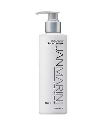 Jan Marini BIOGLYCOLIC Face Facial Cleanser 8oz/237ml - Expires in 2020