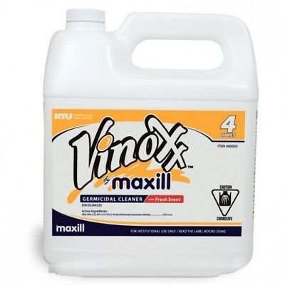 Vinoxx Surface Disinfectant 4L Jug