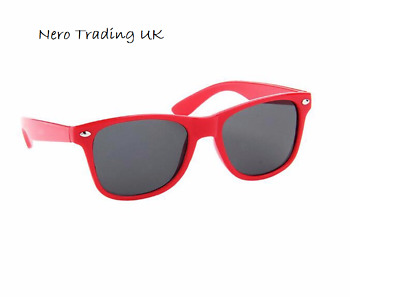 Red Children kids Girls Fashion Sunglasses Shades Holiday UV400 Protection Uk