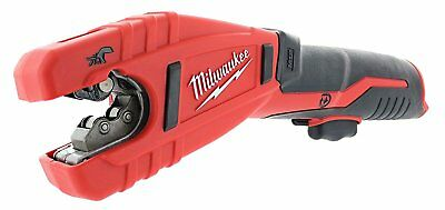 MILWAUKEE 2471-20 M12™ Cordless Copper Tubing Cutter (Tool Only) NEW