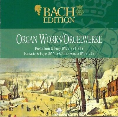 Bach The Complete Bach Edition 1