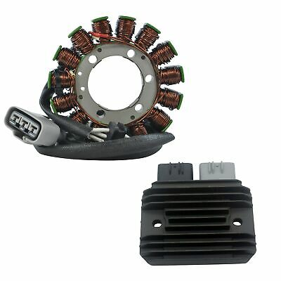 Kit Stator + Voltage Regulator For Kawasaki Ninja ZX6R 2009 2010 2011 2012 ZX-6R