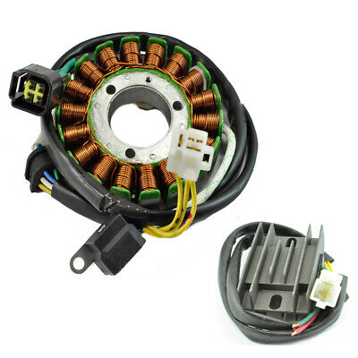 Kit High Output Stator + Voltage Regulator Suzuki DRZ 400 2000 2001 2002 2003