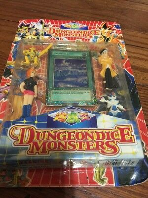 YUGIOH Dungeon Dice Monsters DDM - Japanese  MIGHTY MAGE  Umhruka Card Nip