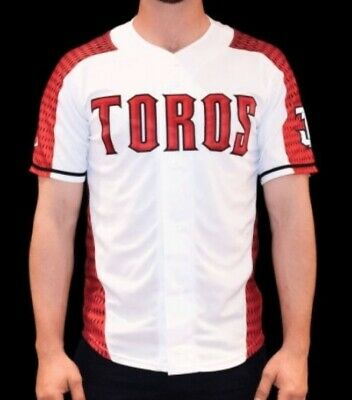 TOROS DE TIJUANA Jersey 2019 New Era 100% Authentic Sultanes