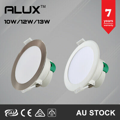 NEW Concave 10W 12W 13W CCT Tri-Colour(3000K/4000K/5700K) Dimmable LED Downlight