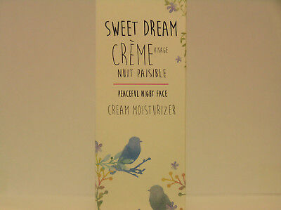 Aquateal Sweet Dream Creme Nuit Paisible 50 Ml