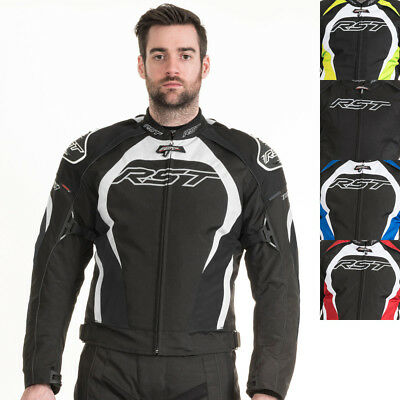 NEW RST Tractech Evo 2 Waterproof Textile Motorcycles Sports Jacket
