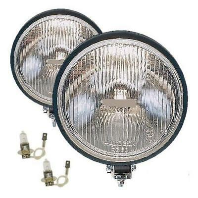 "7.5""(19cm) x 3.5""(9cm) Driving Spot Lamps Lights 8""+ Covers SMART (DL6)"
