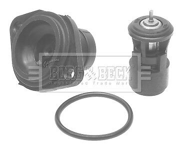 ROVER STREETWISE 1.4 Coolant Thermostat 03 to 05 Firstline Quality Replacement