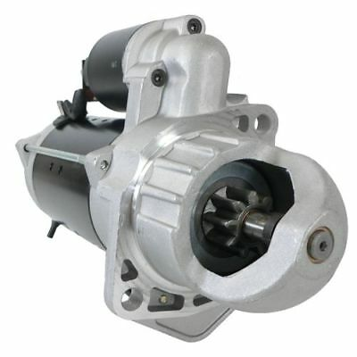 NEW Starter Mercedes Benz Medium & Heavy Truck Unitog U-300 U-400 U-500